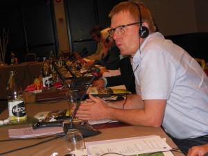 Bent Juul Jorgensen, ordförande för den danska organisationen för jordbruksentreprenörer (Danske Maskinstationer og Entreprenører).